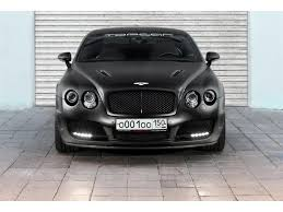 bentley front 2009 topcar continental gt bullet conceptcarz com