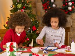 top tips for keeping the kids busy at christmas