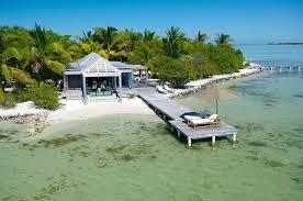 private islands for rent cayo espanto belize central america