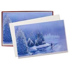 peace on earth christmas cards box of 40 boxed cards hallmark