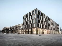 neues zentralgebäude fh bielefeld lindner - Fh Bielefeld Design