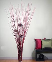 Decorative Sticks For Floor Vases Amazon Com Greenfloralcrafts 4 5 To 5 Ft Tall Burnt Oak Asian
