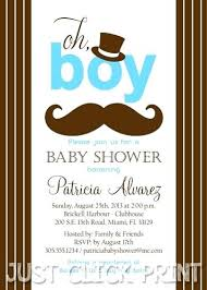 baby shower mustache mustache baby shower invitations baby shower invitations fresh