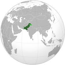 Pakistan On The Map Pakistan World Map In Where Is On The Roundtripticket Me