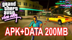 gta vice city apk data gta vice city android 200mb apk data free 2017 by