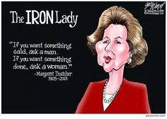 Margaret Thatcher Memes - grotesque cartoons capture the ugly side of politics margaret