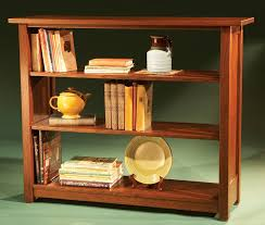 Furniture Plans Bookcase by Stickley Bookcase Woodworking Projects American Woodworker