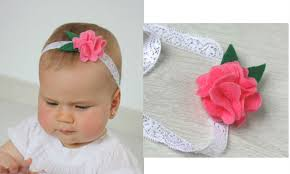 baby hairbands diy baby headbands home abroad