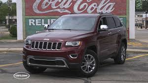2016 jeep grand cherokee overview cars com