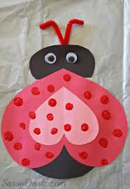 Valentines Decoration Ideas For Work by Valentine U0027s Day Heart Shaped Animal Crafts For Kids Crafty Morning
