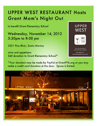 santa monica thanksgiving dinner special events upper west part 14
