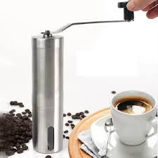 Cheap Coffee Grinder Uk Online Cheap Ceramic Burr Manual Coffee Grinder Portable Coffee