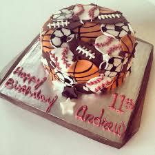 yumtastics one direction u0026 sports themed cakes