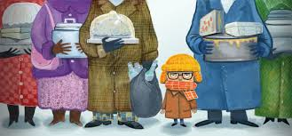 picture book friday the great thanksgiving escape by