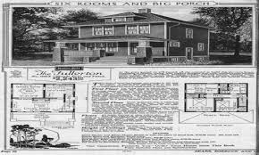 100 sears kit homes floor plans 151 house plans images