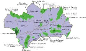 Cordoba World Map by Rural Tourism In The South Of Spain An Opportunity For Rural
