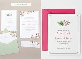 wedding invitations lewis hello lucky wedding invitations sponsored post 100 layer cake