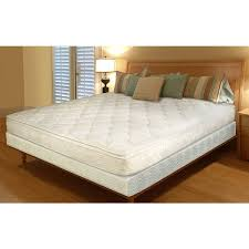 Bedroom In A Box Queen Pillow Top Innerspring 11 Inch Queen Size Mattress In A Box Free
