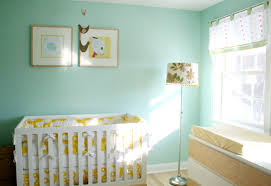 baby room paint colors nursery for little p nursery modern crib and project nursery