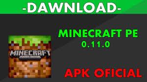 minecraft pe 0 11 0 apk minecraft pe 0 11 0 apk oficial link na descrição