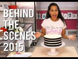 behind the scenes of how to cake it with yolanda gampp 2015