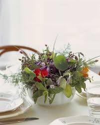 summer centerpieces for entertaining martha stewart