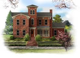 brick homes plans brick victorian house plans home deco plans
