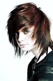 Emo Hairstyles For Girls With Medium Hair by Brown Emo Hair For Guys Hair Styles Pinterest Emo Hair