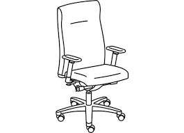 hon ignition executive pneumatic high back office chair