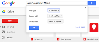 find maps find maps in drive