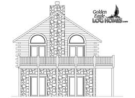 golden eagle log and timber homes floor plan details rustic retreat