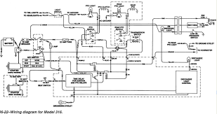 john deere wiring diagram john deere lawn mower wiring diagram