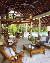 Diy Outdoor Living Spaces - 25 awesome beach style outdoor living ideas for your porch u0026 yard