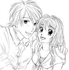 cute couple coloring pages 9 olegandreev me