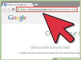 Gmail Sign Up 3 Ways To Set Up A Gmail Account Wikihow