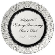 25th anniversary plates personalized 48 best personalized commemorative keepsake plates images on
