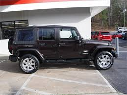 2013 jeep wrangler for sale 2013 jeep wrangler unlimited for sale in asheville