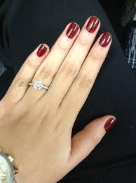 show me your ring and nail polish combos include nail polish