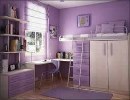 bedroom fancy teenage room decor with purple nuance interior