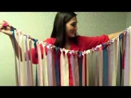 ribbon backdrop pink and gold party decorations how to make a ribbon backdrop for