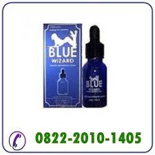 jual blue wizard cair asli di semarang cod 082220101405