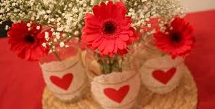 Valentine S Day Flower Decor by 19 Valentine U0027s Day Decorating Ideas A Romantic Atmosphere At