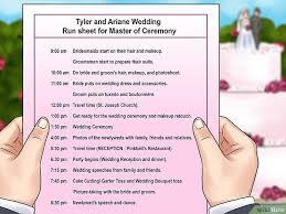 exemple discours mariage original comment être maître de cérémonie lors d un mariage