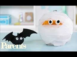 Mummy Crafts For Kids - no carve pumpkin halloween crafts for kids parents youtube