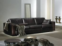 Affordable Modern Sectional Sofas Leather Sofa Image Of Waltz Leather Modern Sectional Sofas