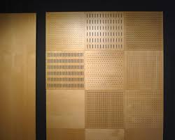 Archello Perforated Acoustic Panels In U2026 Pinteres U2026
