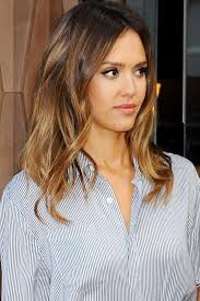 hairstyle for below the shoulder haircuts from long to medium length mid length hairstyles