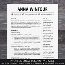 Resume Templates For Word Mac Resume Template Cv Template For Word Mac Or Pc