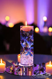 water centerpieces 37 floating flowers and candles centerpieces shelterness