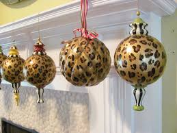 cheetah print ornaments rainforest islands ferry